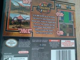 Nintendo DS Dino Master: Dig Discover Duel image 2