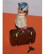 Luggage Boy Wind Up Toy  - $85.00