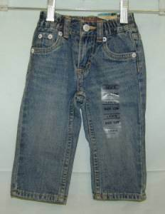 Levi 526 Jeans 12 Month Loose Fit Straight Leg Elastic