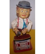 Charley Weaver Vintage Battery Operated 1962 ROSKO Toy - $50.00