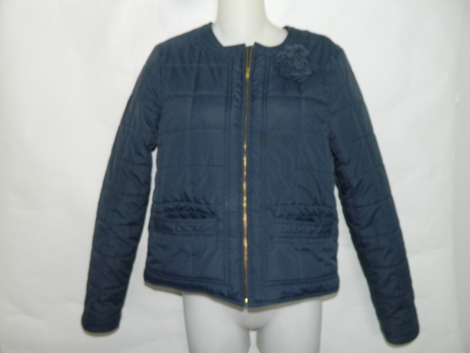 9225c5989092e J Crew Crewcuts Jacket Navy Girls Coat and 50 similar items. 57