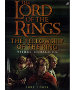 THE LORD OF THE RINGS- Visual Companion, JUDE FISHER. - $7.95