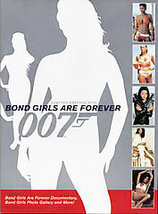 Bond Girls Are Forever DVD - $6.00