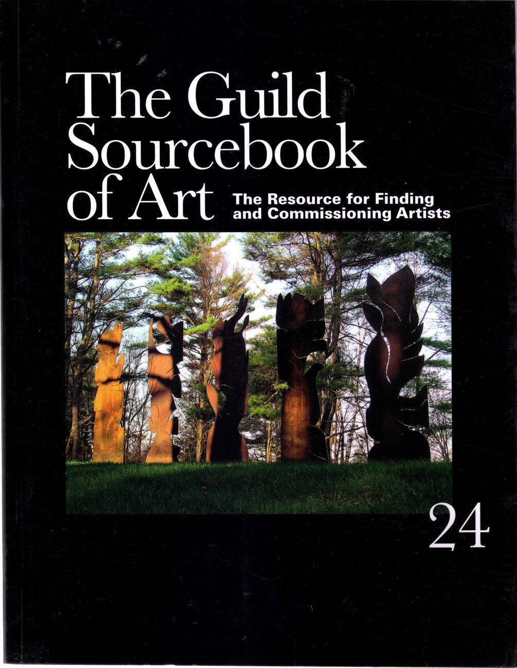 Guild sourcebook of art