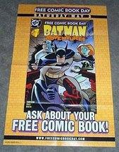 DC Comics Batman Adventures animated cartoon series Free Comic Day promo... - $40.00