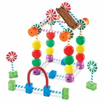 Learning Resources Candy Construction Building Set, 92 Pieces - $44.95