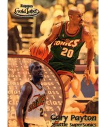 2000-01 Topps Gold Label Gary Payton Sonics Lakers Heat - $1.50
