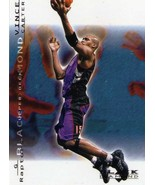 2000-01 Upper Deck Black Diamond Vince Carter Raptors Suns - $2.00