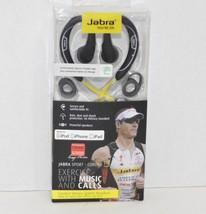 "New! Jabra ""Craig Alexander"" Corded Stereo Sports Headset for Apple {4143} - $46.56"