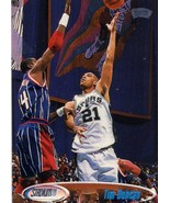 1998-99 Topps Stadium Club Tim Duncan San Antonio Spurs - $2.00