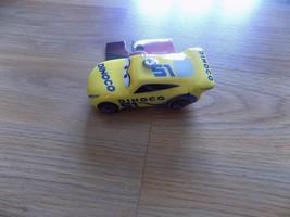 Hallmark Disney Cars 3 Cruz Ramirez Yellow Car Christmas Holiday Ornamen... - $12.00