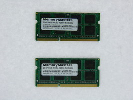 Crucial Compat 16GB (2 x 8G) DDR3 SO-DIMM DDR3L 1600 (PC3L 12800) Laptop Memory - $125.58