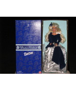 1995 Winter Velvet Barbie - Avon Exclusive - NRFB - $187,22 MXN