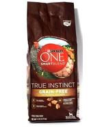 1 Bag Purina One 6 Lb Smart Blend True Instinct Grain Free Real Chicken ... - $32.99