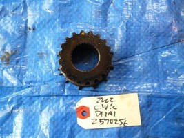 01-05 Honda Civic engine timing gear fluctuation pulley motor D17 D17A1 OEM - $39.99