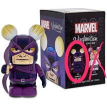 Disney Vinylmation Marvel Hawk Eye Eachez  Box Limited Edition 2500 - $11.76
