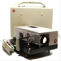 LEITZ WETZLAR PRADOVIT RC PROJECTOR SLIDE VIEWER, COLORPLAN 90mm f/2.5 c... - $89.10