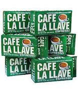 Lot of 10 Cafe La Llave Cuban Espresso 100% Pur... - $44.99