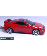 KEY CHAIN 99~2002~2003~2004~2005 RED TOYOTA CELICA GT-S - $29.98