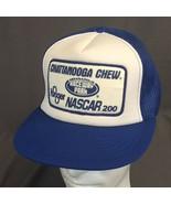 Chattanooga Chew Indianapolis Raceway Park NASCAR 200 Trucker Hat Snapba... - $32.85