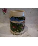 BADEN GERMANY Beer Mug Stein Vintage OCTOBERFEST 1976 BADEN OFFICERS MESS  - $19.95