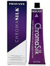 Pravana ChromaSilk Permanent Creme Color, 3oz
