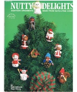 Nutty Delights Christmas Ornament Craft Book - $6.99