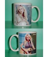 Jewel Kilcher 2 Photo Designer Collectible Mug - $14.95