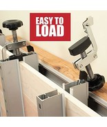 Panel Max Glue Press Four Way 43 Inch Long Clamping System For Small and... - $189.99