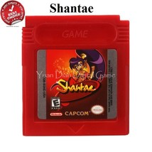 Shantae Nintendo GBC Video Game Cartridge Console Card English Language ... - $10.88