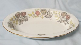 "Wedgwood Lichfield W4156 Oval Serving Bowl 10"" - $30.58"