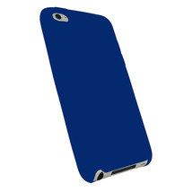 Silicone Case for iPod Touch 5- Blue - $4.07