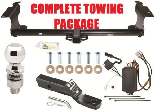 Primary image for 05-10 HONDA ODYSSEY COMPLETE TRAILER TOW HITCH PACKAGE