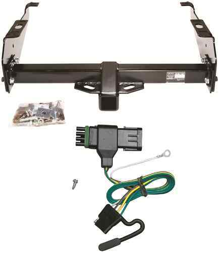 Primary image for 1992-2000 CHEVY PICKUP TRAILER HITCH W/ WIRING KIT NEW*