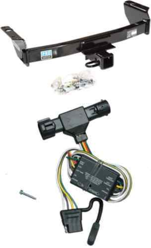 Primary image for 1994 - 2008 MAZDA B-SERIES TRAILER HITCH W/ WIRING KIT