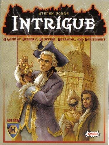 Mayfair Games Intrigue