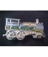 '95 HotWheels Rail Rodder Train Engine Thailand... - $2.79