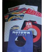 Lot of 12 Paper 45RPM Label Record Sleeves~RCA,... - $4.99