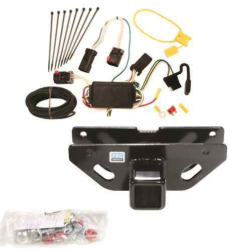 Primary image for 2004-2009 DODGE DURANGO TRAILER HITCH W/ WIRING HARNESS