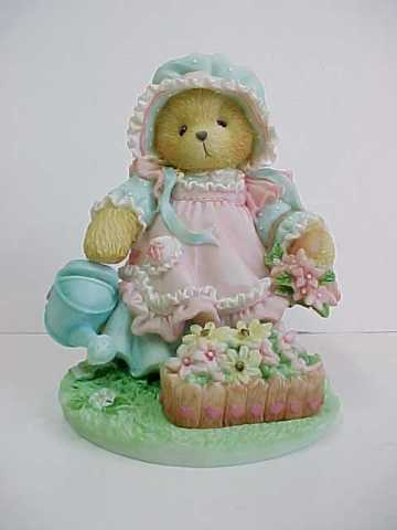 "1993 Cherished Teddies ""Mary, Mary Quite Contrary"" Bear"