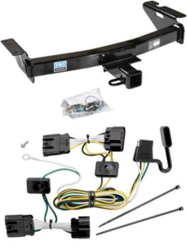 Primary image for 2005-09 PONTIAC MONTANA TRAILER TOW HITCH & WIRING KIT