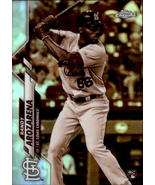 Randy Arozarena 2020 Topps Chrome Sepia Parallel Rookie Card #49 - $5.00