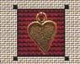 Love Pirate Post Stitches cross stitch chart with charm Sue Hillis Designs image 2