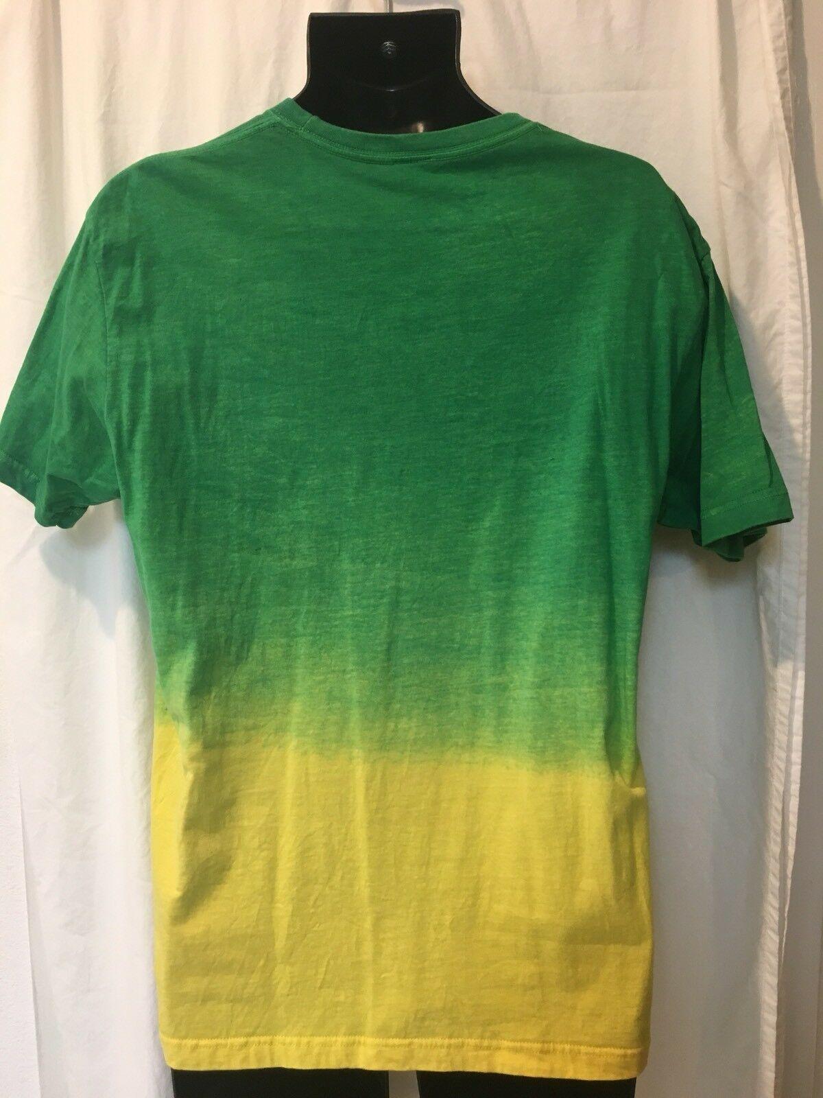 Rio 2016 Olympics Paixão Shirt M Tie dyed image 4