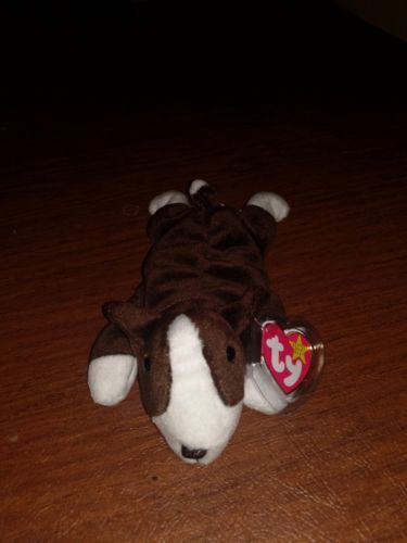 53133c8e511 Ty Beanie Baby Bruno The Terrier Dog 1997 and 50 similar items. 12