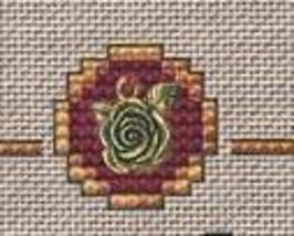 Pirate Queen Post Stitches cross stitch chart with charm Sue Hillis Designs image 2