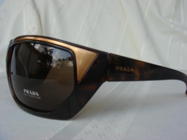 Prada Brown Sunglasses SPR101 72014