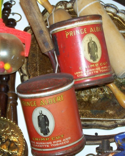 Antique prince albert tobacco can 001 1