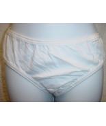 Jockey Seamfree Cotton Panty Sizes 6/Medium White SP-Slghtly Imperfecy ... - $13.99