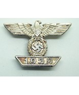 WW2 German 1939 Eagle Spange to the Iron Cross 1st Class - $138.00